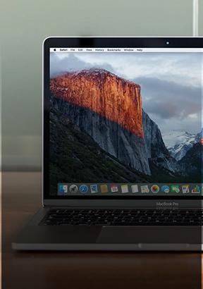 Win a Mac Book pro